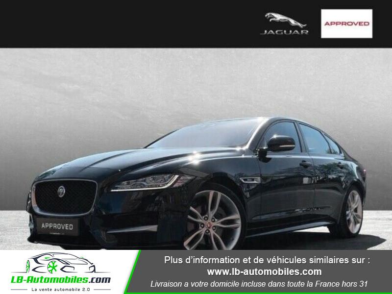 Jaguar XF 2.0 D 180 ch R-Sport Noir occasion à Beaupuy