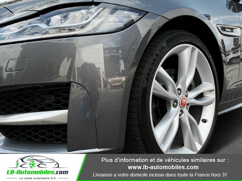 Jaguar XF 2.0 D 180 ch R-Sport Gris occasion à Beaupuy - photo n°8