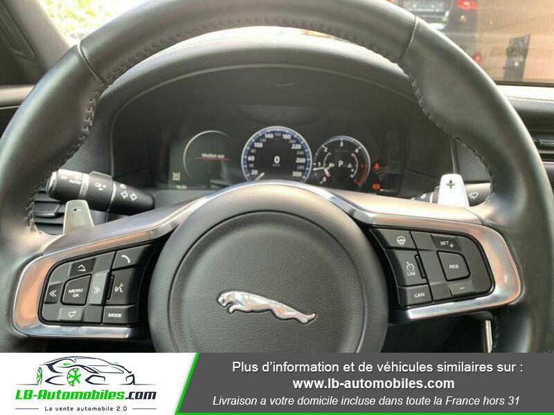Jaguar XF 2.0 D 180 ch R-Sport Gris occasion à Beaupuy - photo n°13