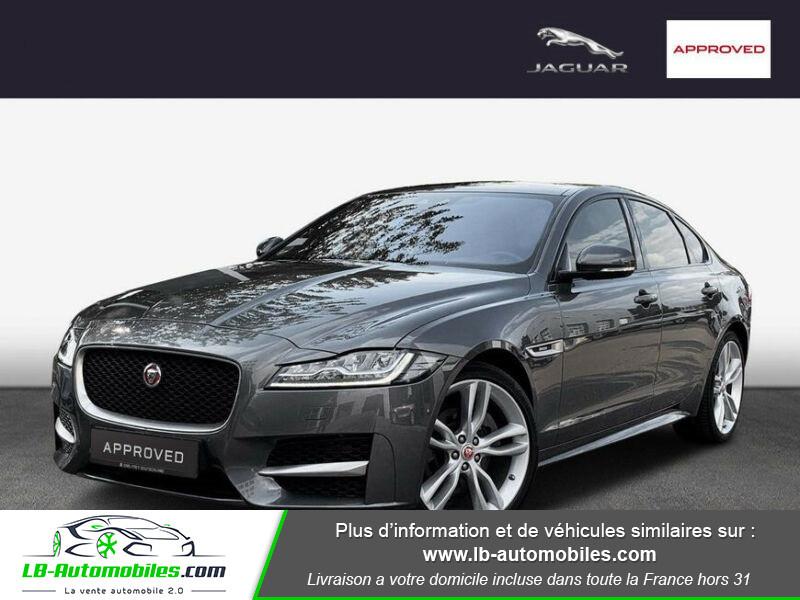 Jaguar XF 2.0 D 180 ch R-Sport Gris occasion à Beaupuy