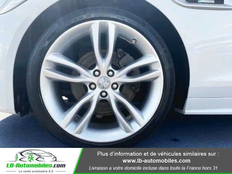 Jaguar XF 2.0 D 180 ch R-Sport Blanc occasion à Beaupuy - photo n°5