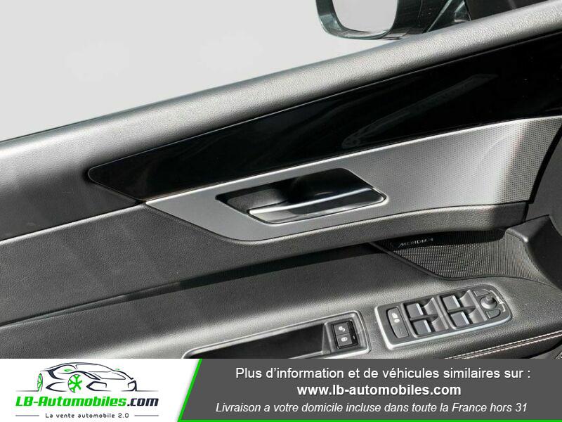 Jaguar XF 2.0 D 180 ch R-Sport Gris occasion à Beaupuy - photo n°10
