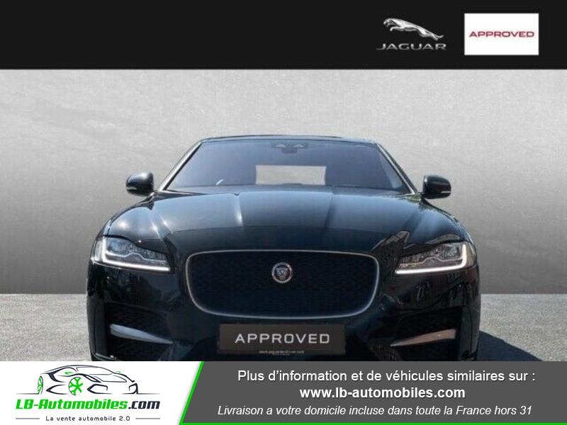Jaguar XF 2.0 D 180 ch R-Sport Noir occasion à Beaupuy - photo n°7