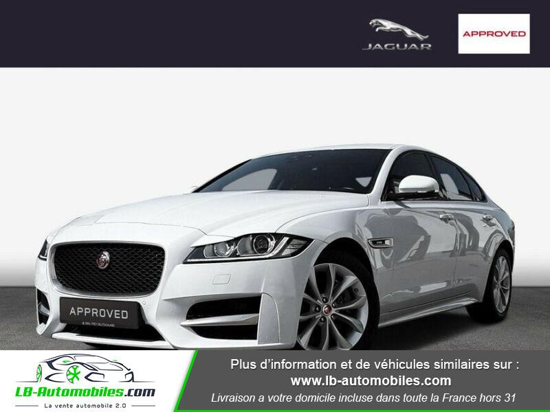 Jaguar XF 2.0 D 180 ch R-Sport Blanc occasion à Beaupuy