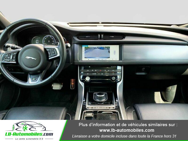 Jaguar XF 2.0 D 180 ch R-Sport Gris occasion à Beaupuy - photo n°2