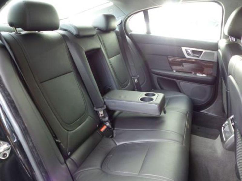 Jaguar XF 2.2 D 200 ch  occasion à Beaupuy - photo n°5