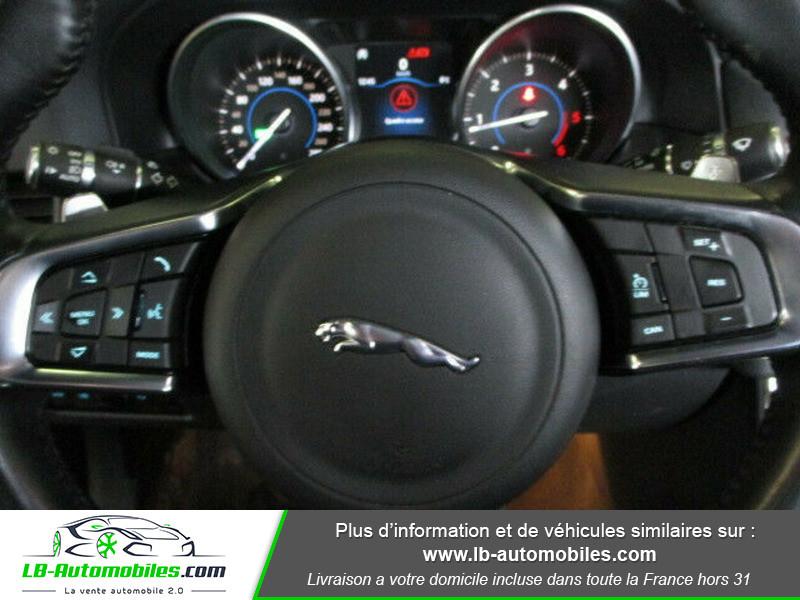 Jaguar XF 3.0 D 240 ch  occasion à Beaupuy - photo n°8