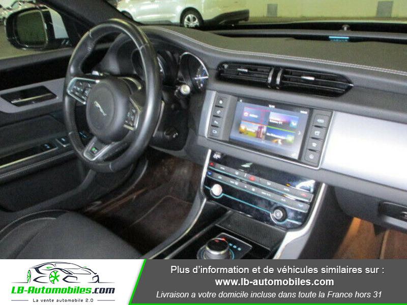 Jaguar XF 3.0 D 240 ch  occasion à Beaupuy - photo n°3