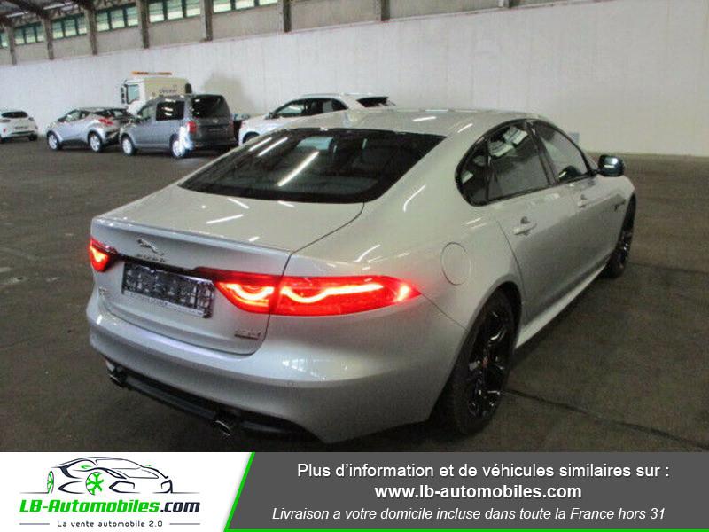 Jaguar XF 3.0 D 240 ch  occasion à Beaupuy - photo n°12