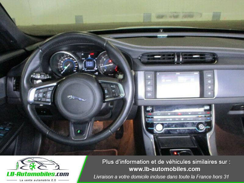 Jaguar XF 3.0 D 240 ch  occasion à Beaupuy - photo n°4
