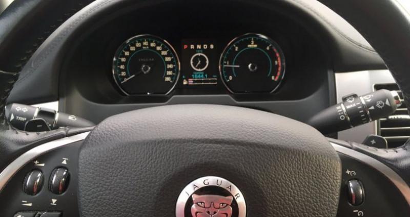 Jaguar XF luxury Gris occasion à Mudaison - photo n°5