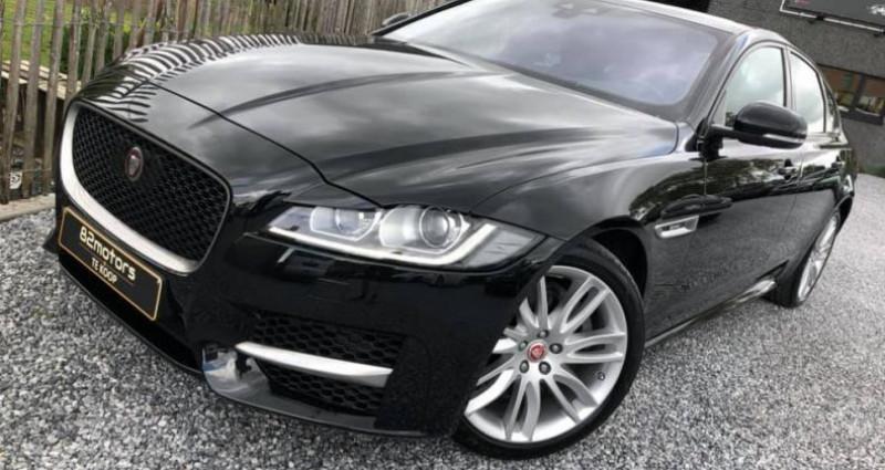 Jaguar XF R-Sport Noir occasion à Meulebeke - photo n°5