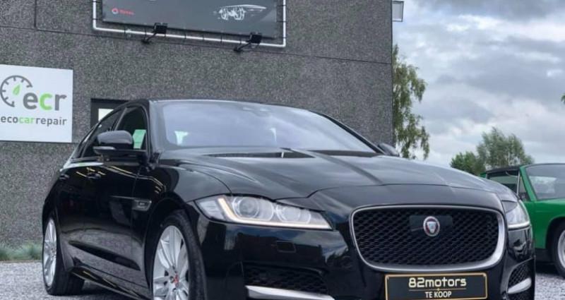 Jaguar XF R-Sport Noir occasion à Meulebeke