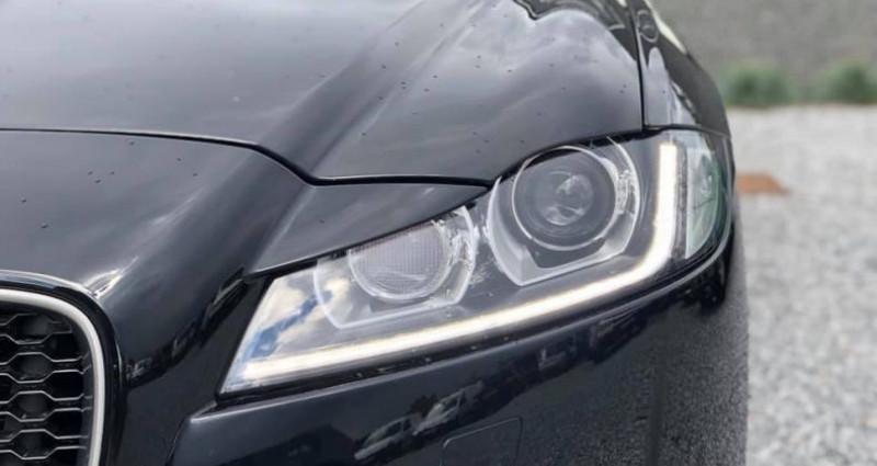 Jaguar XF R-Sport Noir occasion à Meulebeke - photo n°3