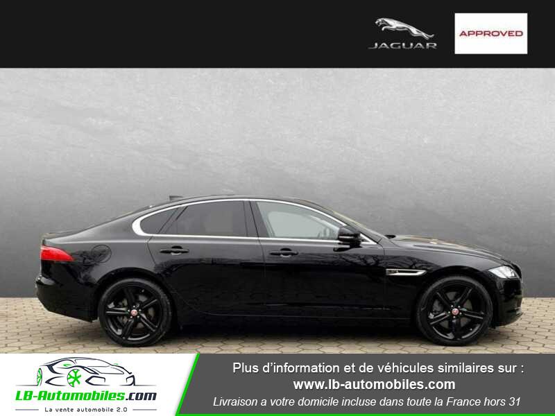 Jaguar XF V6 3.0 D - 300 ch BVA / Portfolio Noir occasion à Beaupuy - photo n°6