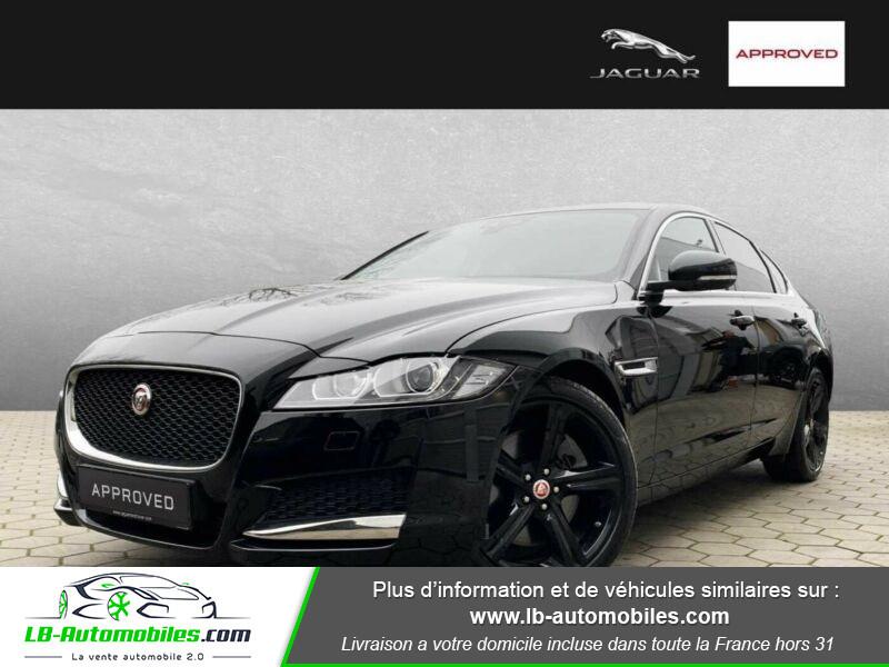 Jaguar XF V6 3.0 D - 300 ch BVA / Portfolio Noir occasion à Beaupuy