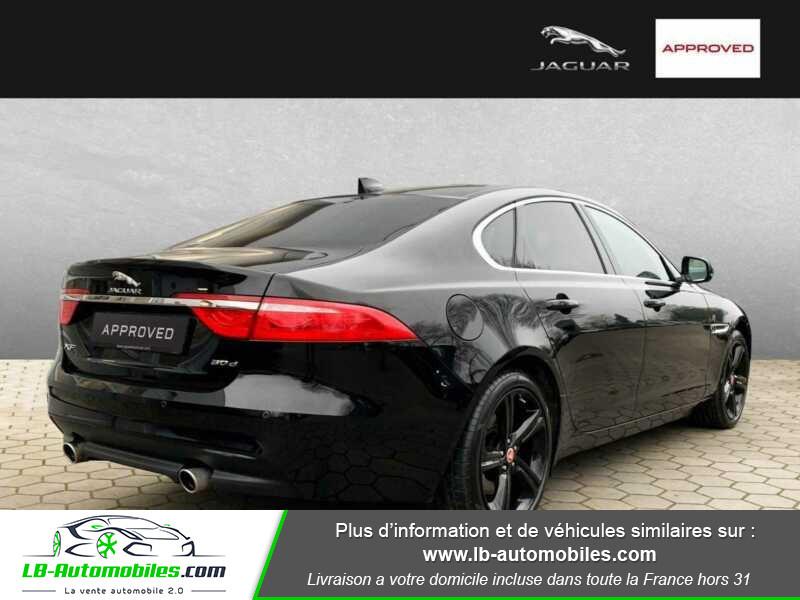 Jaguar XF V6 3.0 D - 300 ch BVA / Portfolio Noir occasion à Beaupuy - photo n°3