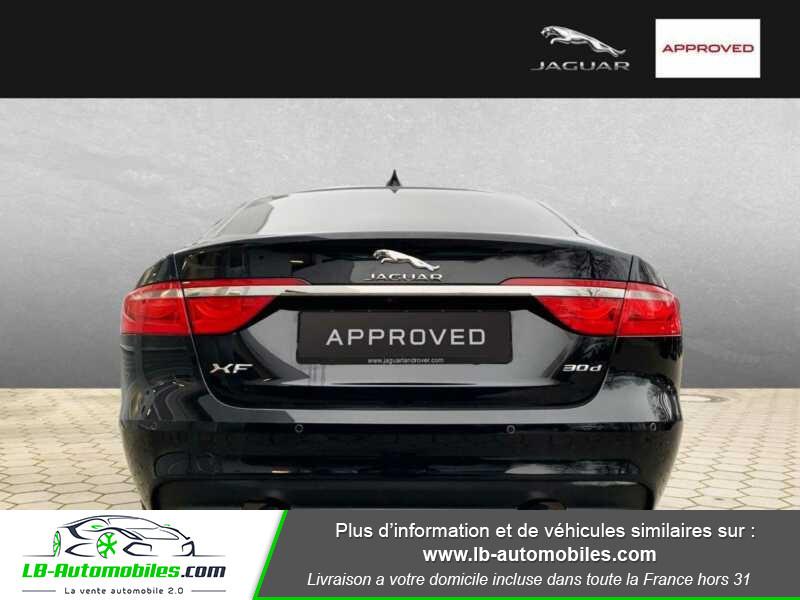 Jaguar XF V6 3.0 D - 300 ch BVA / Portfolio Noir occasion à Beaupuy - photo n°7