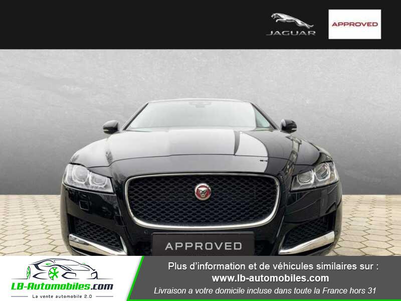 Jaguar XF V6 3.0 D - 300 ch BVA / Portfolio Noir occasion à Beaupuy - photo n°8