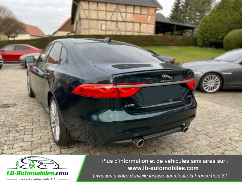 Jaguar XF V6 3.0 D - 300 ch Vert occasion à Beaupuy - photo n°10