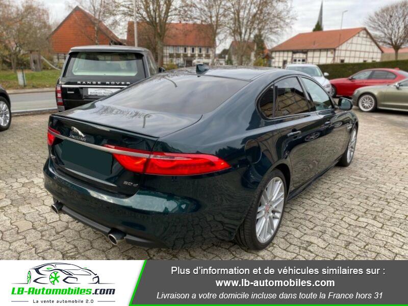 Jaguar XF V6 3.0 D - 300 ch Vert occasion à Beaupuy - photo n°11