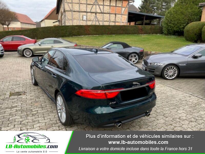 Jaguar XF V6 3.0 D - 300 ch Vert occasion à Beaupuy - photo n°14