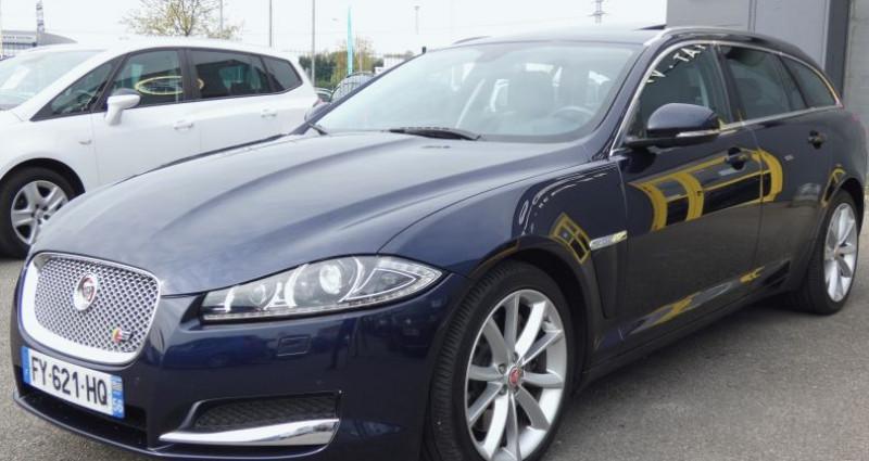 Jaguar XF V6 3.0 D S 275ch Luxe Premium  occasion à LANESTER - photo n°3