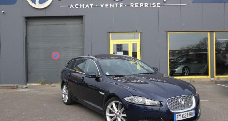 Jaguar XF V6 3.0 D S 275ch Luxe Premium  occasion à LANESTER