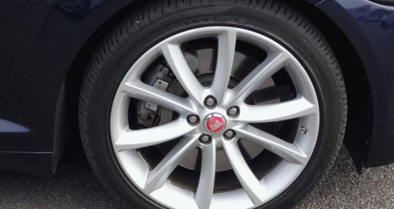 Jaguar XF V6 3.0 D S 275ch Luxe Premium  occasion à LANESTER - photo n°6
