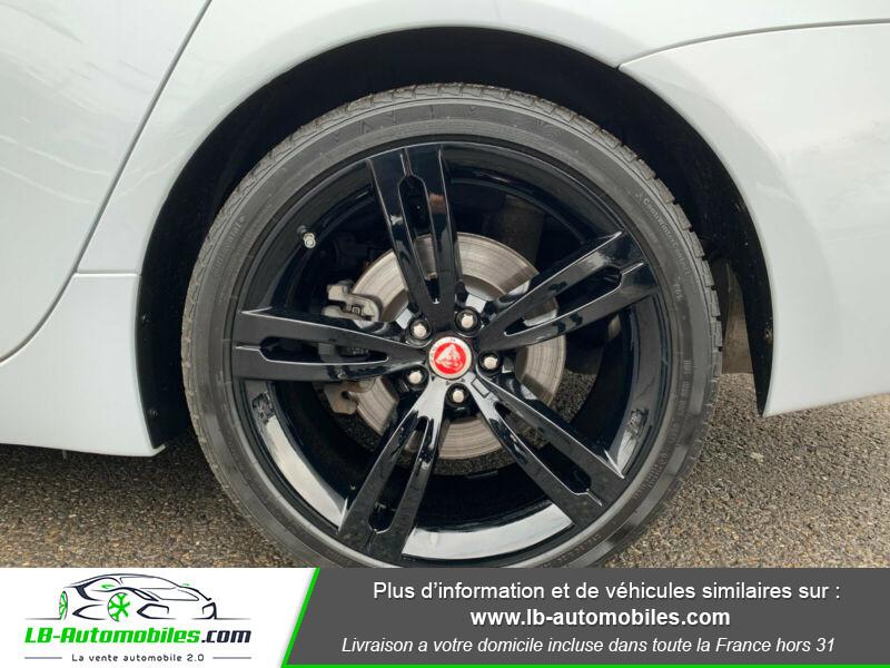 Jaguar XJ 3.0 D V6 300 ch Blanc occasion à Beaupuy - photo n°16