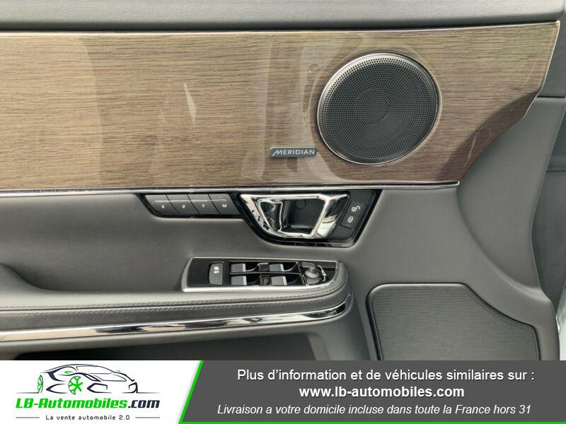 Jaguar XJ 3.0 D V6 300 ch Blanc occasion à Beaupuy - photo n°6