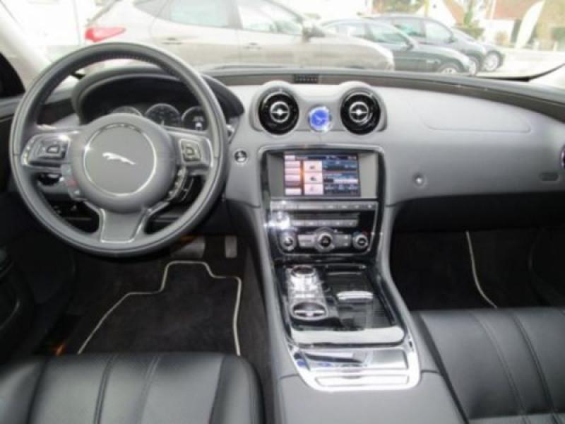 Jaguar XJ 3.0 d V6 Noir occasion à Beaupuy