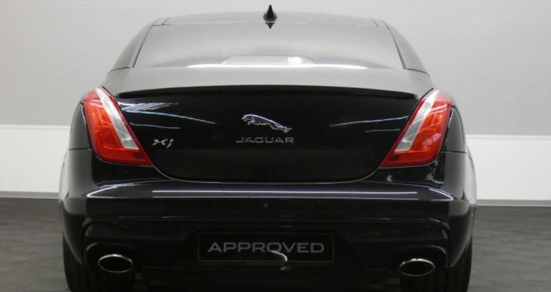 Jaguar XJ 3.0d 300ch R-Sport Noir occasion à Luxembourg - photo n°5
