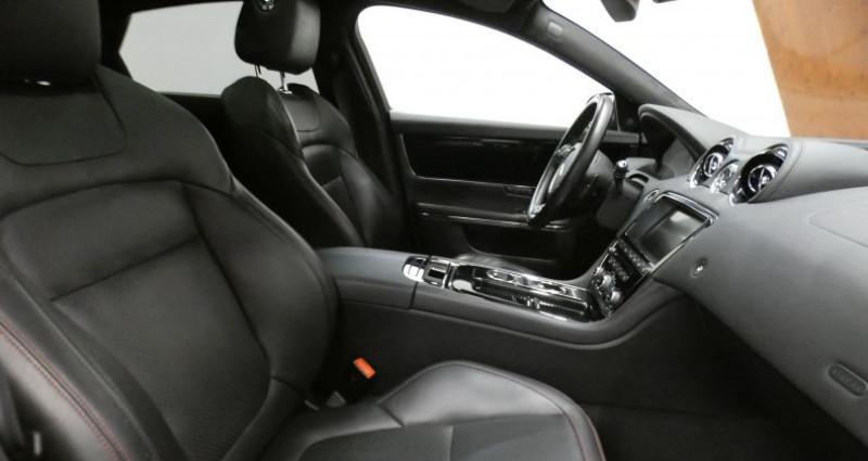 Jaguar XJ 3.0d 300ch R-Sport Noir occasion à Luxembourg - photo n°7
