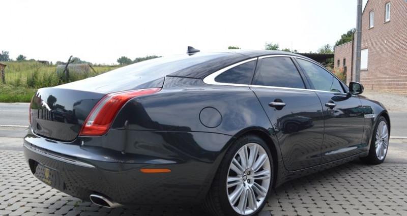 Jaguar XJ V6 3.0 - 275 ch Luxe 51.000 km ! Superbe ?tat ! Gris occasion à Lille - photo n°2