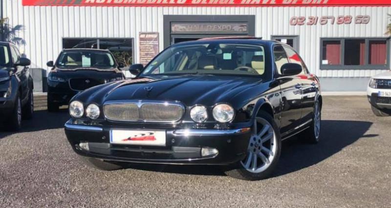 Jaguar XJ8 4.2 V8 Sovereign 304ch BVA Noir occasion à Vire