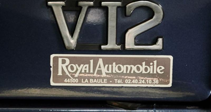 Jaguar XJS V12 5.3L / V12  occasion à Pouzauges - photo n°7