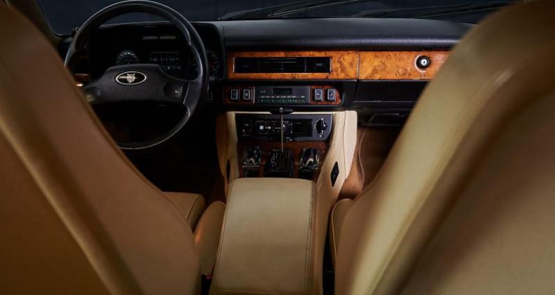Jaguar XJS V12 5.3L / V12  occasion à Pouzauges - photo n°4