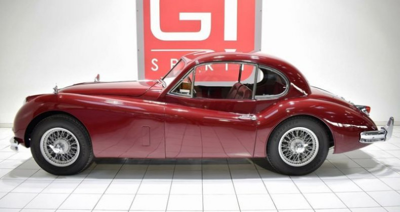 Jaguar XK 140 Coupé  occasion à La Boisse - photo n°3