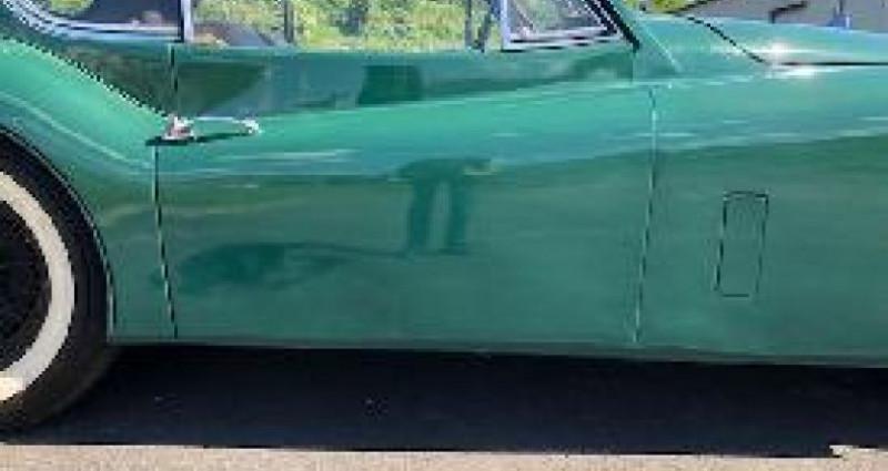 Jaguar XK Coupe Type C 1955  occasion à Puiseux Le Hauberger - photo n°3