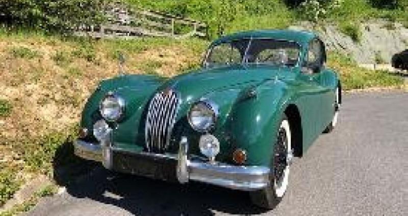Jaguar XK Coupe Type C 1955  occasion à Puiseux Le Hauberger