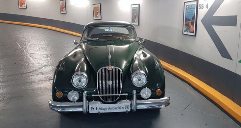 Jaguar XK XK150 XK150 Vert occasion à Neuilly-sur-Seine - photo n°5