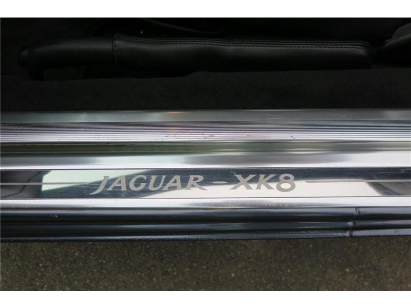 Jaguar XK8 4.0I V8 Coupé Gris occasion à LABEGE CEDEX - photo n°12
