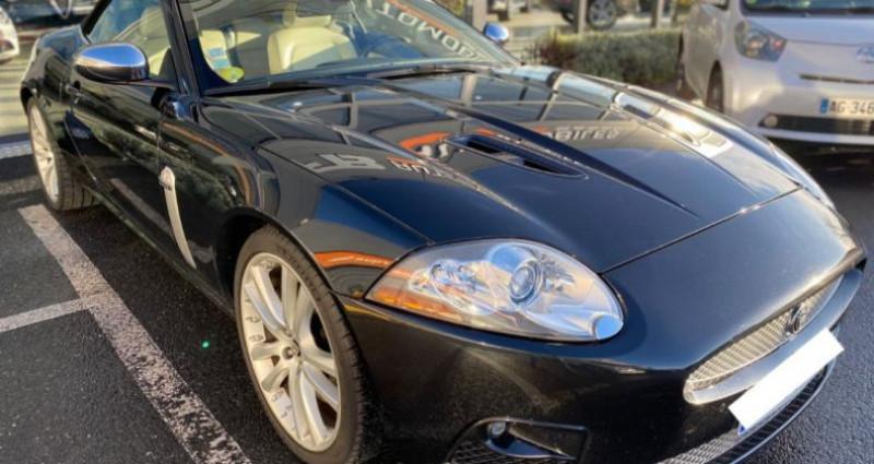 Jaguar XK8 4.2 V8 416 R PORTFOLIO BVA Noir occasion à Grezac - photo n°7
