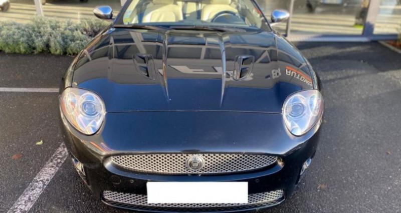 Jaguar XK8 4.2 V8 416 R PORTFOLIO BVA Noir occasion à Grezac - photo n°3