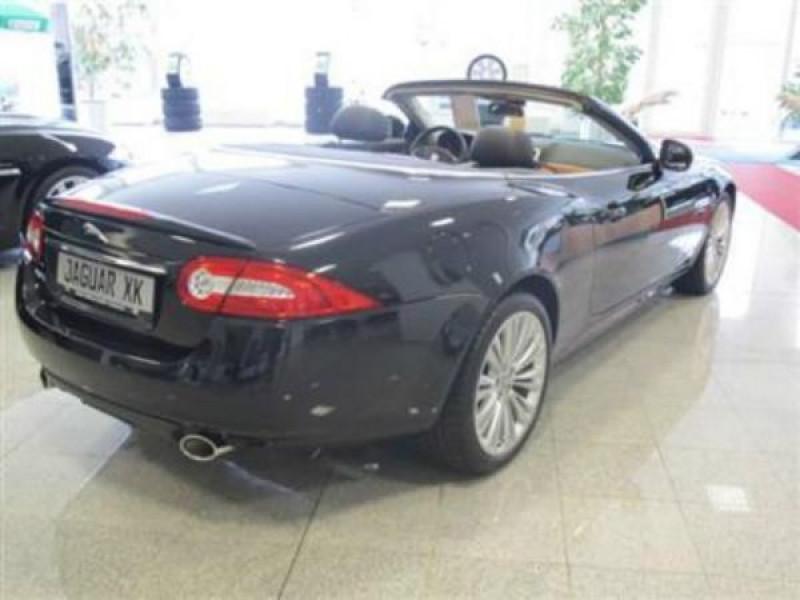Jaguar XK8 5.0 V8 Portfolio Noir occasion à Beaupuy - photo n°2