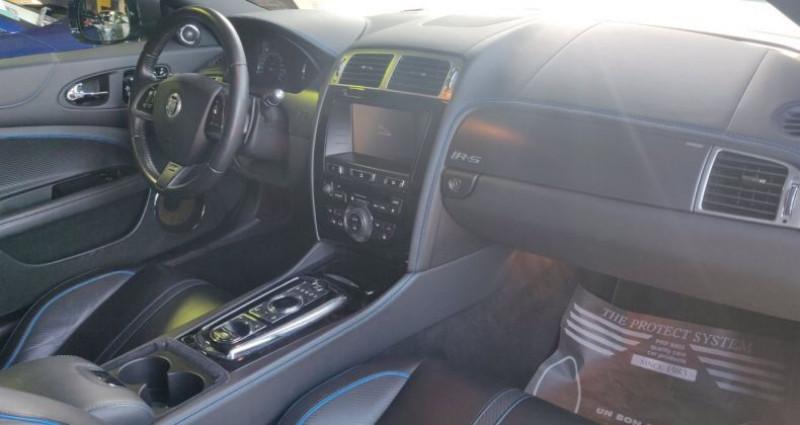 Jaguar XKR 5.0 Compresseur 550CV  occasion à SAINT ETIENNE - photo n°5