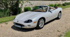 Jaguar XKR cab 2002 Cabriolet Blanc à Marcq 78