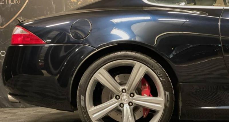 Jaguar XKR V8 4.2 420 ch Portfolio Bleu occasion à GUERANDE - photo n°3