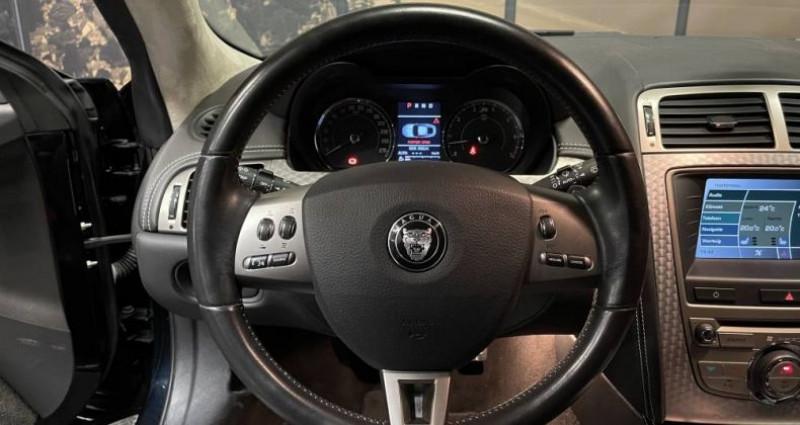 Jaguar XKR V8 4.2 420 ch Portfolio Bleu occasion à GUERANDE - photo n°7